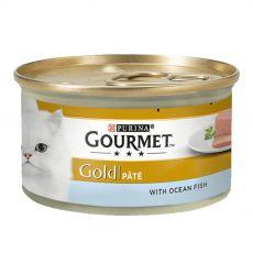 Pločevinka Gourmet GOLD - pašteta s tunino, 85 g