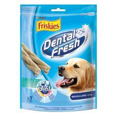 FRISKIES Dental Fresh - 7 kosov, 180 g