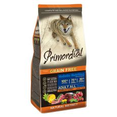 Primordial GF ADULT - jagnjetina in tuna, 2 kg