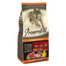 Primordial GF ADULT - bivol in skuša, 12 kg