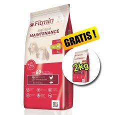 Fitmin MEDIUM Maintenance - 15 kg + 2 kg BREZPLAČNO