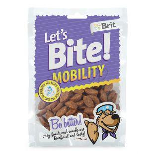 Priboljški BRIT Lets Bite - Mobility, 150 g