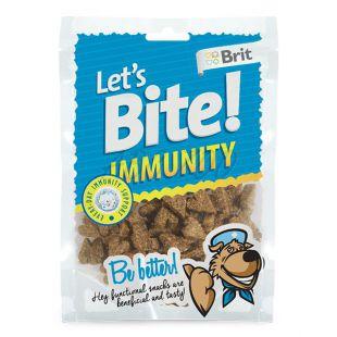 Priboljški BRIT Lets Bite - Imunity, 150 g