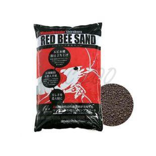 Shirakura Red Bee Sand - 8kg