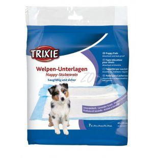 Higienske podloge za pse, sivka - 40 x 60 cm, 7 kosov