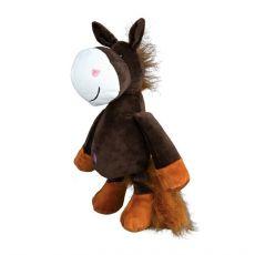 Plišasta igrača za psa, konj - 32 cm
