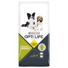 Versele Laga Opti Life Adult Medium 12,5 kg