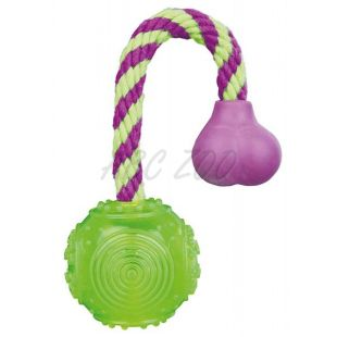 Pasja igrača - žoga na vrvi 5,5 x 23 cm