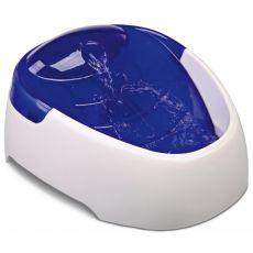 Vodna fontana za pse TRIXIE - belo-modra, 1 L