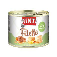 Rinti Filetto - piščančje in račje  meso v omaki, 210 g