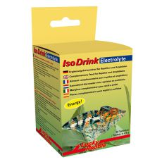Tablete za terarije Iso Drink Elektrolyte - 45 g