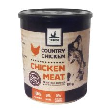 Konzerva Terra Natura Country Chicken Meat 800 g