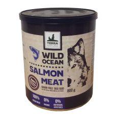 Konzerva Terra Natura Wild Ocean Salmon Meat 800 g