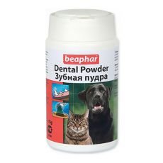 Zobni prašek Dental Powder Beaphar - 75 g