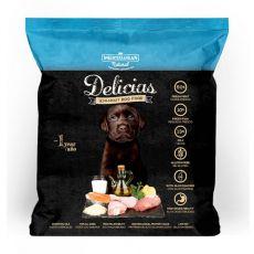 Hrana za pasje mladiče Mediterranean Semi-moist Delicias, 800 g