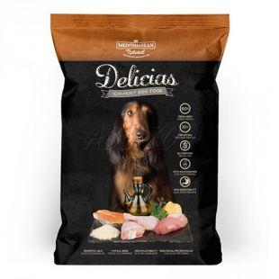 Mediterranean Natural Semi-moist Delicias - 1,5 kg