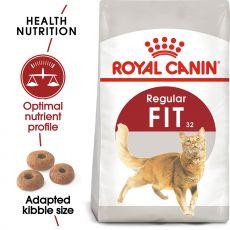 Royal Canin FIT 32 - hrana za odrasle mačke 15 kg