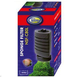 Filter iz pene NSF-C80L - kotni