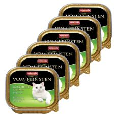 Animonda Vom Feinsten Castrated Cats - puran, 6 x 100g