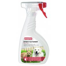 Sprej STOP IT EXTERIER, repelent - 400 ml