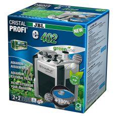 JBL CristalProfi e402 greenline - zunanji filter (40-120 l)