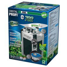 JBL CristalProfi e702 greenline - zunanji filter (60-200 l)