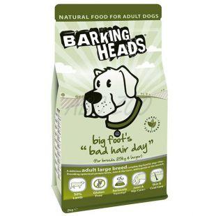 Barking Heads Big Foot Bad Hair Day - 2kg