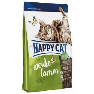 Happy Cat Supreme Adult Weide-Lamm, 300g