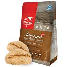 Orijen Freeze Dried Regional Red - mesni medaljoni, 170 g
