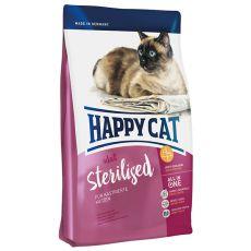 Happy Cat Adult Sterilised, 10 kg