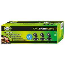 Osvetlitev za ribnik NLEDPB-3LED 3 x 2 W