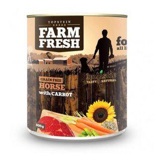 Farm Fresh - Horse with Carrot 800g