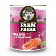 Farm Fresh - Salmon with Cranberries 750g