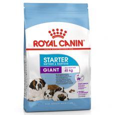 ROYAL CANIN GIANT STARTER M&B – 15 kg