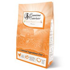Canine Caviar Special Needs Alkaline, piščanec  11 kg