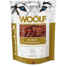 WOOLF Rabbit Chunkies 100 g