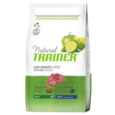 Trainer Natural Adult Maxi, govedina in riž, 12 kg
