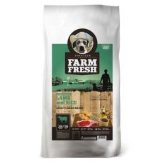 Farm Fresh Lamb and Rice Large Breed 2kg