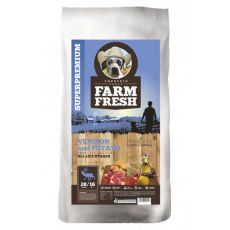 Farm Fresh Venison and Potato 2kg