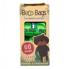 Ekološke vrečke Beco Bags, 60 kosov