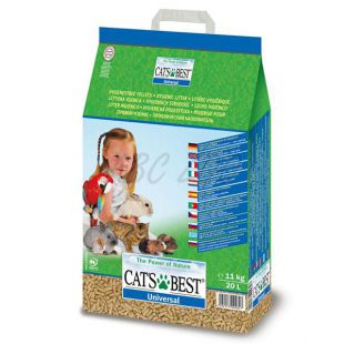 Pesek za mačke - Cats Best Universal 20 L
