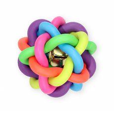 Žoga za pse - prepletena, 6 cm