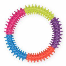 Pasja igrača z izrastki za zobno higieno - obroč, 15 cm