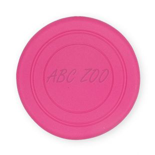Frizbi za pse - roza, 18 cm