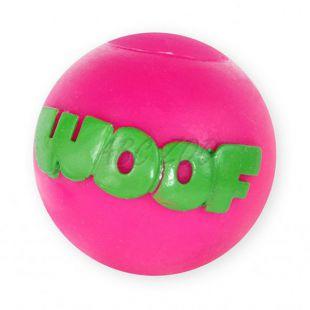 Pasja igrača – vinilna žoga z napisom, 8 cm