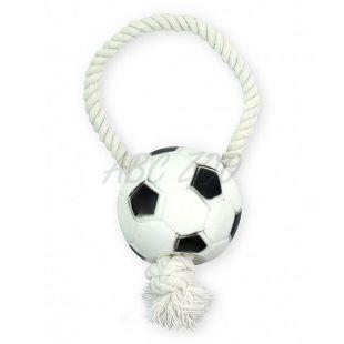 Pasja igrača iz vinila – nogometna žoga na vrvi, 7 x 26 cm