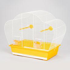 Ptičja kletka BETA - 56,5 x 28 x 44,5 cm