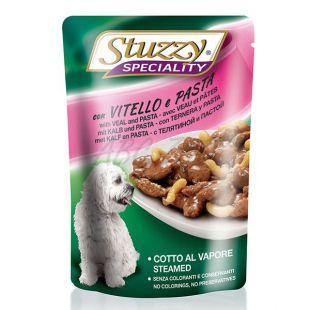 Stuzzy Speciality Dog – teletina s testeninami, 100 g