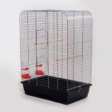 Ptičja kletka NINA krom - 54 x 34 x 75 cm