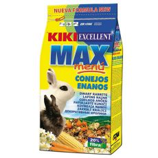 KIKI EXCELLENT MAX MENU - hrana za pritlikave kunce 1 kg